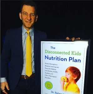 Dr. Robert Melillo | The Disconnected Kids Nutrition Plan